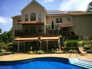 New York Retractable Awnings