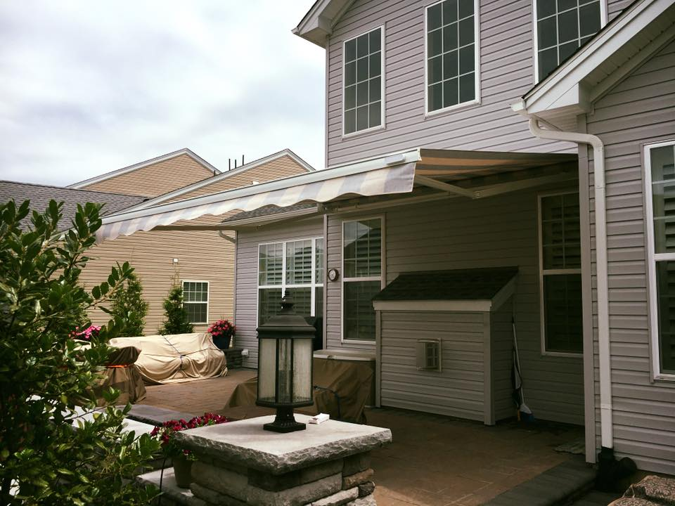 New Jersey Retractable Awning Installation Service