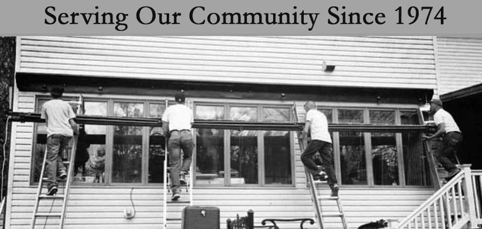 Serving Our Community Since 1974